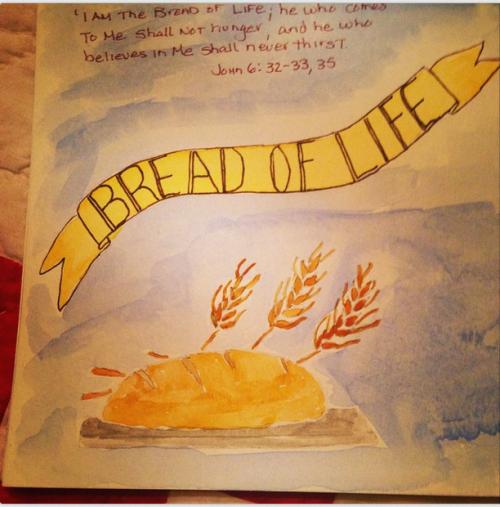 2015-01-27-Jody Art-Bread